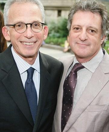 Larry Tarica and Danny Schwartz