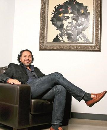 PSDI CEO Philip Chemla