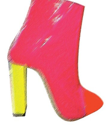 Rihanna opened her &#8220Loud&#8221 tour in style earlier this month belting out &#8220Only Girl in the World&#8221 in a pair of Max Kibardin custom patent color-block ankle boots
