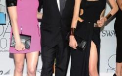 Ashley Greene Michael Kors and Alessandra Ambrosio at this years CFDAs