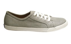 Distressed-suede laceup by KEDS