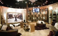 The Ugg store on Madison Avenue