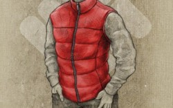 The Bugaboot Boot a down jacket and vest designed by Portland Ore-based Columbia Sportswear Co and Jeffrey Kalinsky