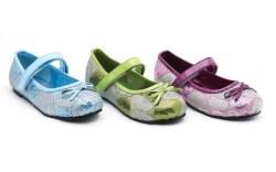 China dolls Mary Jane style shoes