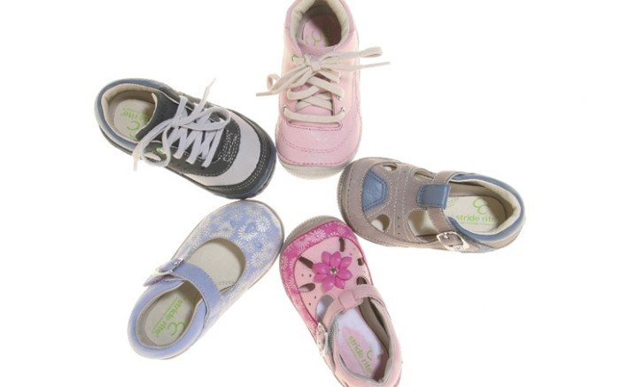 Stride Rite&#8217s new Cambridge Collection offers upscale takes on classic baby shoes