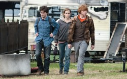 &#8220Harry Potter&#8221 costume designer Jany Temime needed to make sure the film&#8217s cast was ready to run in the franchise finale Star characters Daniel Radcliffe Emma Watson and Rupert Grint sport athletic shoes &#8212 namely Converse &#8212 throughout much of the film
