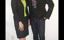Laureen Harper and Ron White