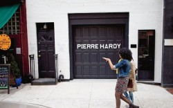 The New York boutique is Hardy&#8217s first outside Paris