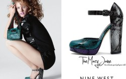 Nine West is gearing up for fall with a 12-page insert slated to run in the October issues of maga- zines such as Elle and Vogue The campaign also will incorporate social media including a fan contest on Facebook