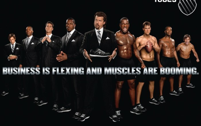 K-Swiss second ad campaign featuring Kenny Powers played by Danny McBride in HBO&#8217s &#8220Eastbound & Down&#8221 NFL&#8217s Matt Cassel and fitness coach Jillian Michaels