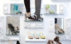 Shoes in Ruias boutique start at 325