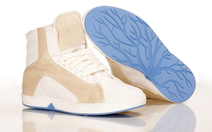 Oat Shoes takes biodegradable footwear to the next level After theyre worn out the brands sneakers can be buried in the ground and then a crop of flowers will grow just a few weeks later