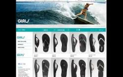 Reef&#8217s website