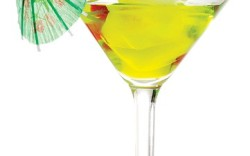 If &#8220The Snooki&#8221 were a cocktail the key ingredients would be &#8220Pickle juice vodka and wine and it would have a little umbrella&#8221