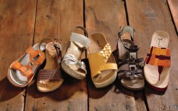 Comfort Fashion: Healthy Footbeds on Chic
