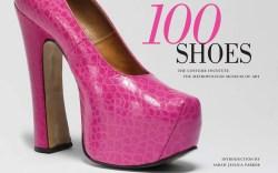 &#8220100 Shoes&#8221