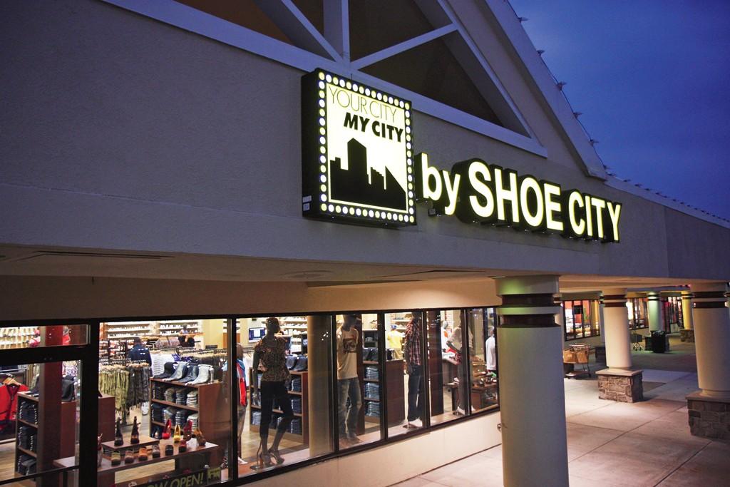 Shoe City Plots Five-Year Growth Plan