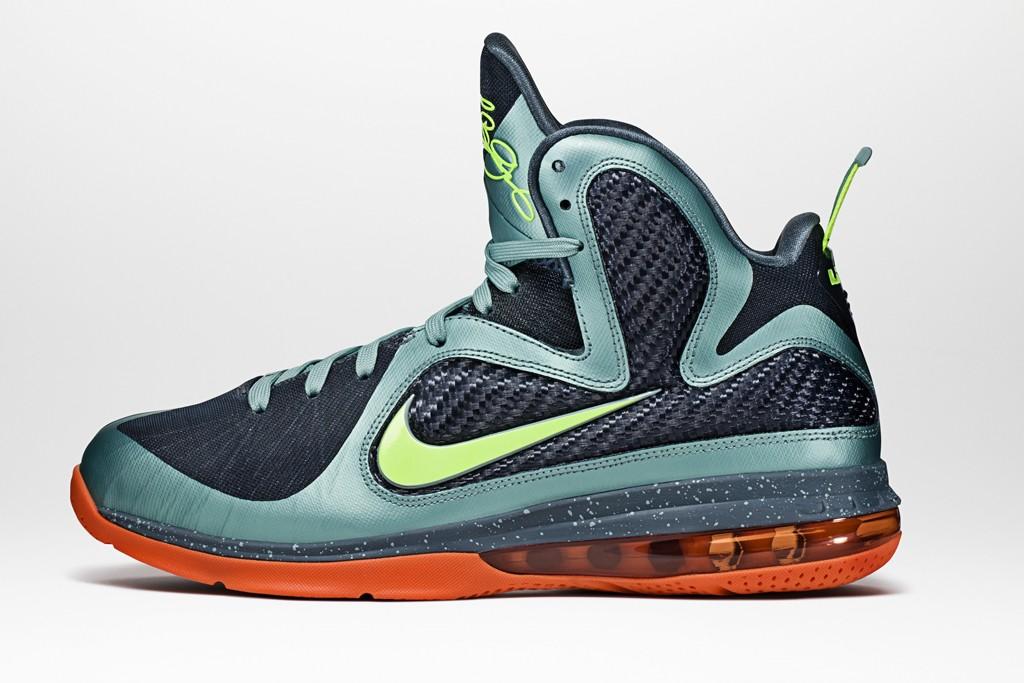 Nike's LeBron 9
