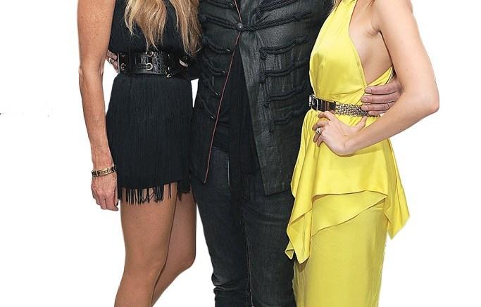 Elle Macpherson John Varvatos Nicole Richie Fashion Star