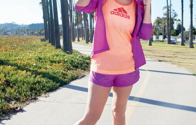 Katy Perry Adidas ClimaCool Seduction