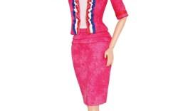 Presidential candidate Barbie