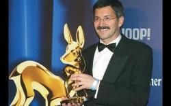 Herbert Hainer Bambi award Adidas