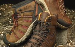Red Wing Georgia Boot Keen Utility