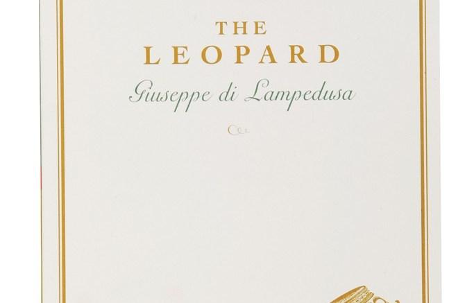 &#8220Il Gattopardo&#8221 Giuseppe Tomasi di Lampedusa