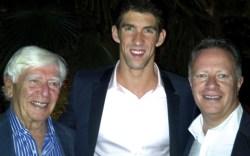 Michael Phelps Stephen Rubin Andy Rubin