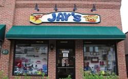 Jays Shoe Box