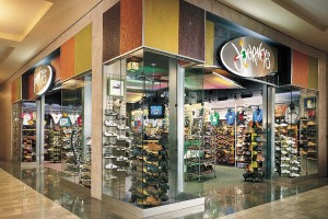 A Journeys store.