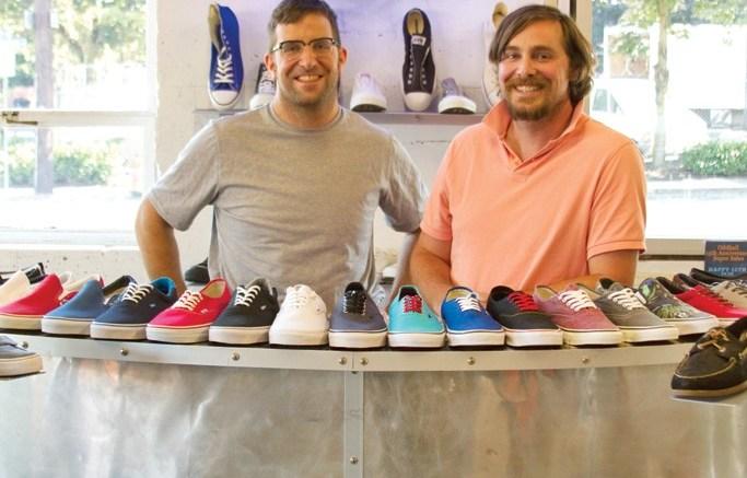 Oddball Shoes Zac Longaker Seth Longaker