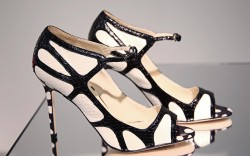 A spring 13 look from Brian Atwood
