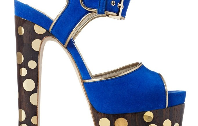A Brian Atwood in-store style