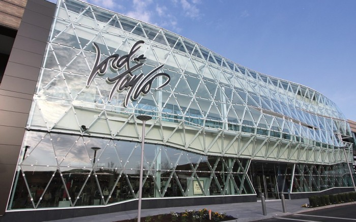 A Lord & Taylor store in Yonkers, N.Y.