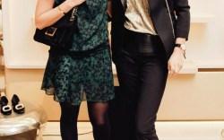 Charlotte Sarkozy In&#232s de la Fressange