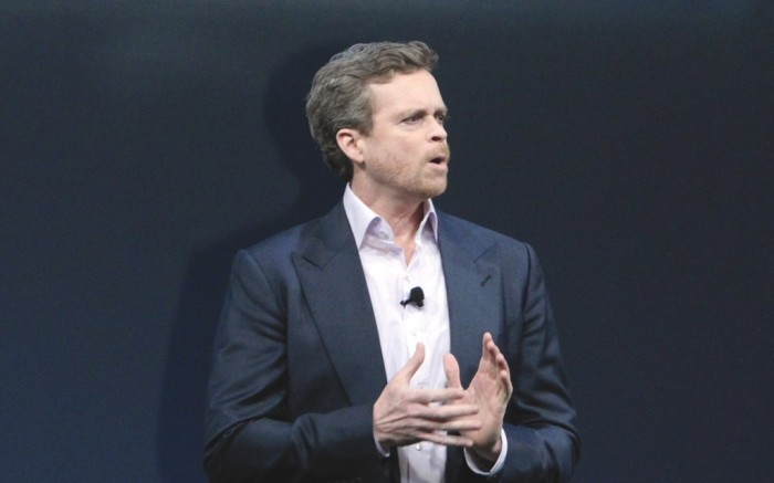 Nike CEO Mark Parker