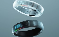 Nikes updated Fuel Band colorways