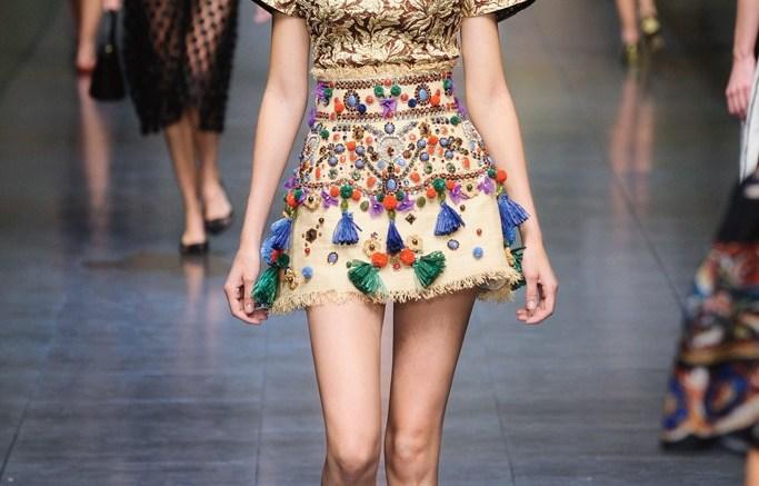 Dolce & Gabbana spring 13