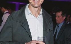 Footwear News Achievement Awards Scott Jurek