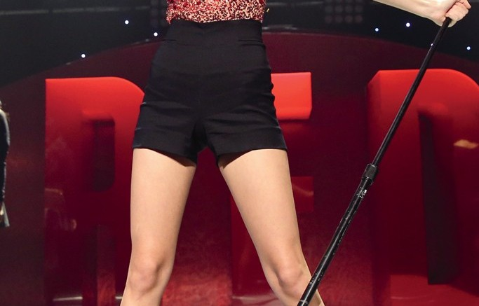 Taylor Swift On Stage Shoes