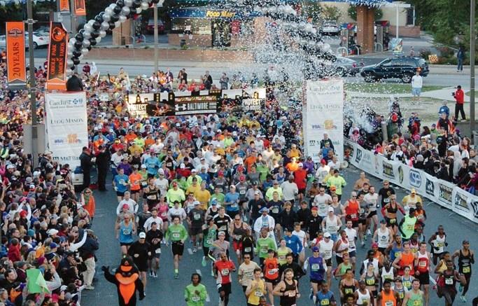 Baltimore Running