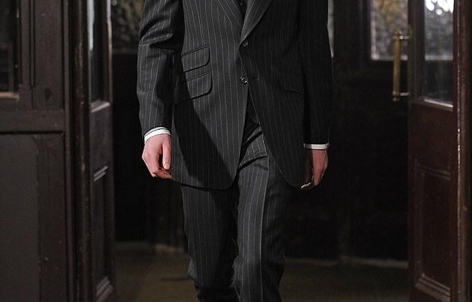 Alexander McQueen Mens RTW Fall 2013