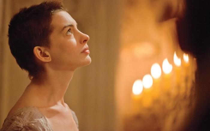 Anne Hathaway Les Mis&#233rables