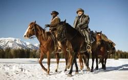 Jamie Foxx Christoph Waltz Quentin Tarantino Django Unchained