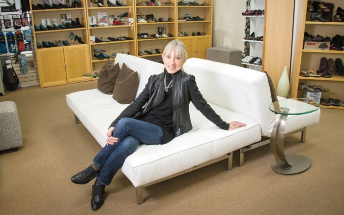 Gini Davis Perfect Fit Shoes
