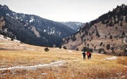 Chautauqua Trail in Boulder Colo
