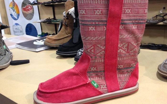 Sanuk womens style for fall 13