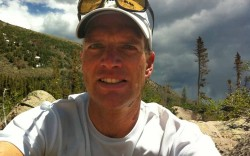 Scott Tucker director of the run division at Pearl Izumi
