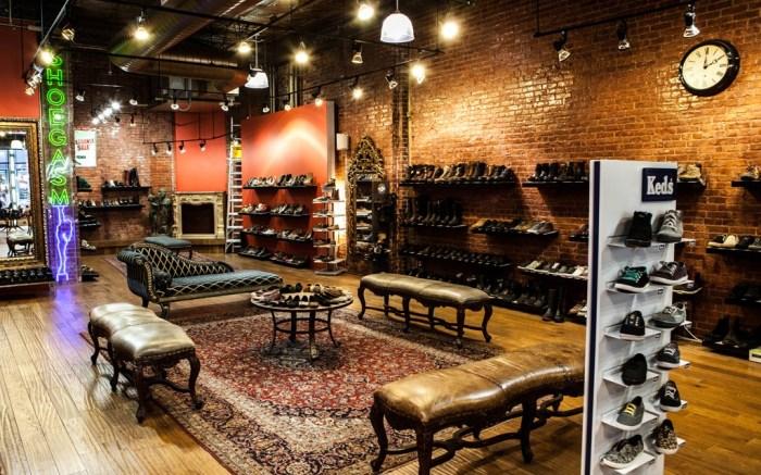 Inside Shoegasm in New York